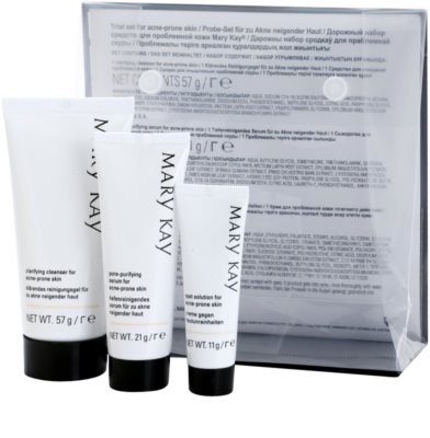 Mary Kay Acne-Prone Skin Kosmetik-Set  I. 1