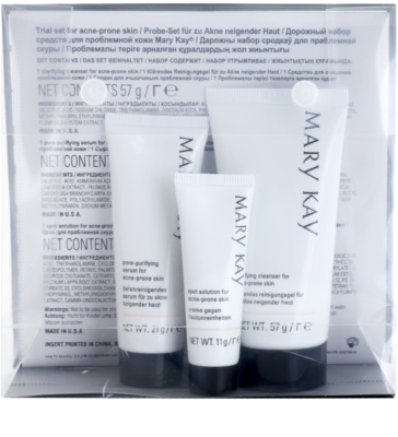 Mary Kay Acne-Prone Skin Kosmetik-Set  I.