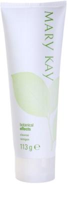 Mary Kay Botanical Effects crema pentru curatare pentru ten normal spre uscat