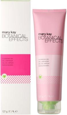 Mary Kay Botanical Effects gel limpiador para todo tipo de pieles 1