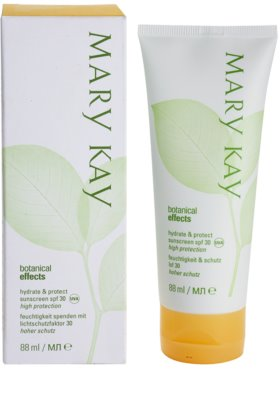 Mary Kay Botanical Effects creme protetor e hidratante SPF 30 2