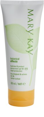 Mary Kay Botanical Effects creme protetor e hidratante SPF 30