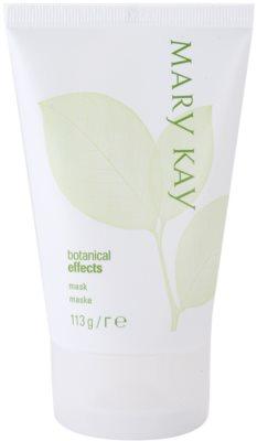 Mary Kay Botanical Effects pleťová maska pro normální až suchou pleť