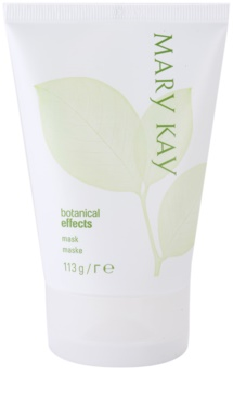 Mary Kay Botanical Effects маска для шкіри обличчя для нормальної та сухої шкіри