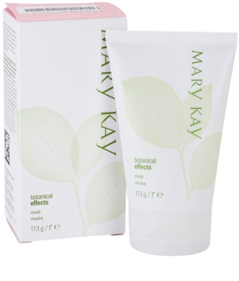 Mary Kay Botanical Effects máscara de pele para pele normal a seca 1