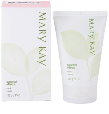 Mary Kay Botanical Effects máscara de pele para pele normal a seca 2