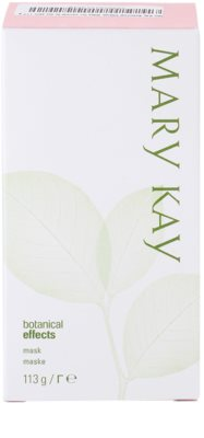 Mary Kay Botanical Effects máscara de pele para pele normal a seca 3