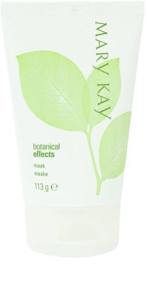 Mary Kay Botanical Effects mascarilla facial para pieles mixtas y grasas