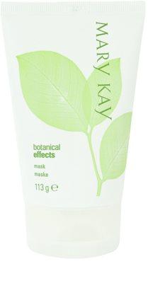 Mary Kay Botanical Effects маска за лице  за смесена и мазна кожа