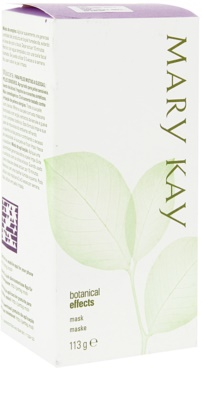 Mary Kay Botanical Effects maska za obraz za mešano in mastno kožo 1