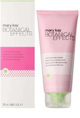 Mary Kay Botanical Effects energiespendendes Peeling für alle Hauttypen 1