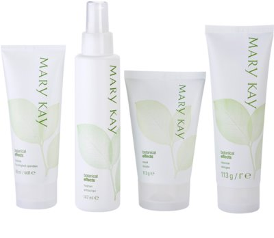Mary Kay Botanical Effects lote cosmético IV.