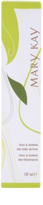 Mary Kay Lotus & Bamboo testápoló spray 4