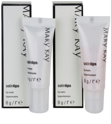Mary Kay Satin Lips Kosmetik-Set  I.