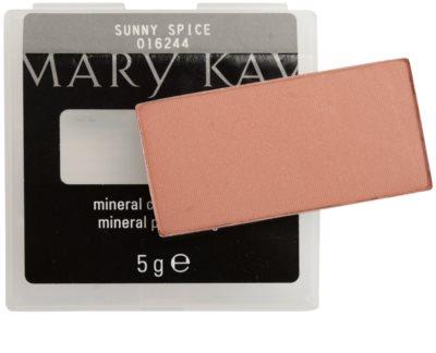 Mary Kay Mineral Cheek Colour arcpirosító