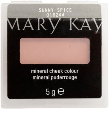 Mary Kay Mineral Cheek Colour Puder-Rouge 1