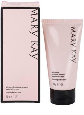 Mary Kay Advanced зволожуючий крем для нормальної та сухої шкіри 2