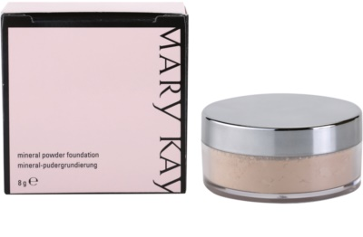 Mary Kay Mineral Powder Foundation Puder-Make Up mit Mineralien 3