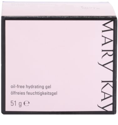 Mary Kay Oil-Free Hydrating Gel gel hidratante 4