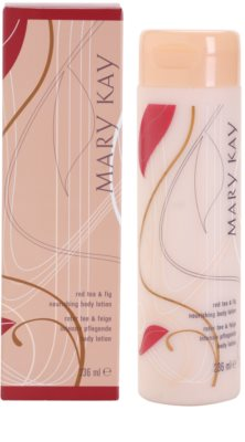 Mary Kay Red Tea & Fig leite corporal 2