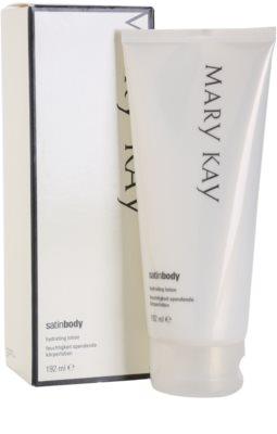 Mary Kay Satin Body hidratáló testápoló tej minden bőrtípusra 1