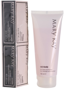 Mary Kay Satin Body tusfürdő gél 1