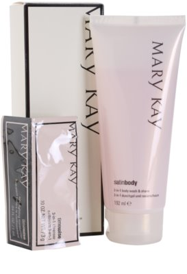 Mary Kay Satin Body tusfürdő gél 2