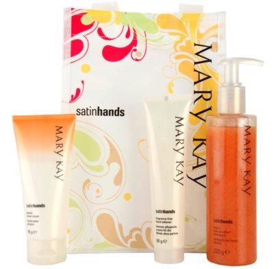 Mary Kay Satin Hands zestaw kosmetyków I.