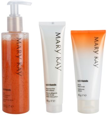 Mary Kay Satin Hands Kosmetik-Set  II. 1
