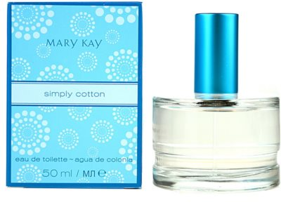Mary Kay Simply Cotton Eau de Toilette für Damen