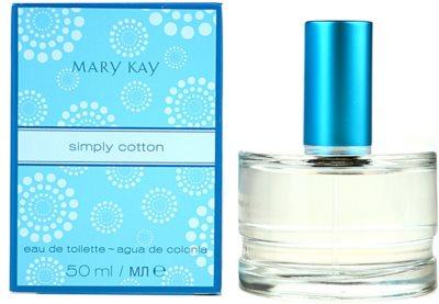 Mary Kay Simply Cotton toaletní voda pro ženy