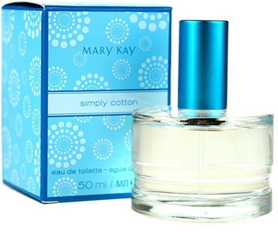 Mary Kay Simply Cotton eau de toilette para mujer 1