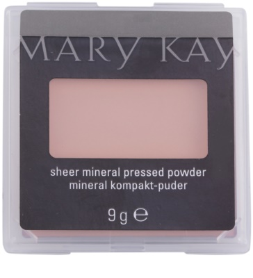 Mary Kay Sheer Mineral pó