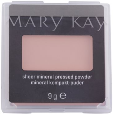 Mary Kay Sheer Mineral polvos