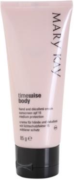 Mary Kay TimeWise Body creme de proteção anti-manchas de pigmentação