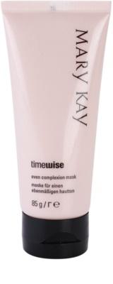 Mary Kay TimeWise máscara iluminadora para pele seca e mista