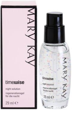 Mary Kay TimeWise cuidado de noite para pele seca e oleosa 2