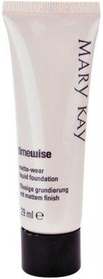 Mary Kay TimeWise Matte-Wear матуюча основа для комбінованої та жирної шкіри