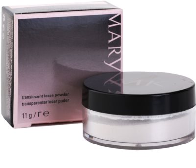 Mary Kay Translucent Loose Powder puder transparentny 2