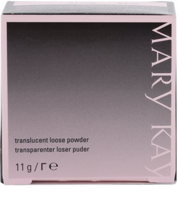 Mary Kay Translucent Loose Powder Transparenter Puder 4