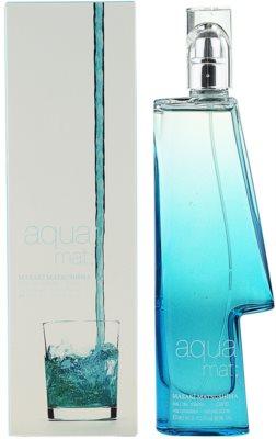 Masaki Matsushima Aqua Mat; Homme toaletní voda pro muže