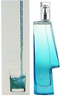 Masaki Matsushima Aqua Mat; Homme тоалетна вода за мъже