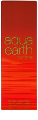 Masaki Matsushima Aqua Earth Homme Eau de Toilette for Men 4
