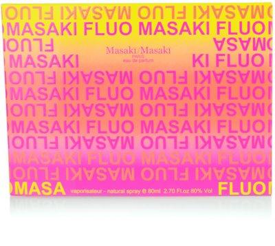 Masaki Matsushima Fluo eau de parfum nőknek 4