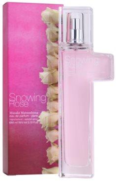 Masaki Matsushima Snowing Rose parfémovaná voda pre ženy 1
