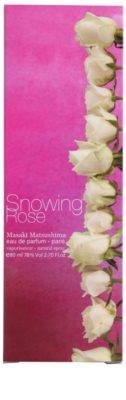 Masaki Matsushima Snowing Rose parfémovaná voda pro ženy 4