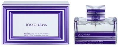 Masaki Matsushima Tokyo Days eau de parfum para mujer