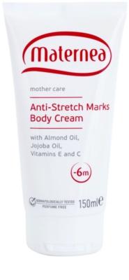Maternea Mother Care creme corporal para eliminar as estrias