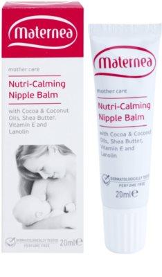 Maternea Mother Care balsam łagodzący do brodawek dla kobiet karmiących piersią 1