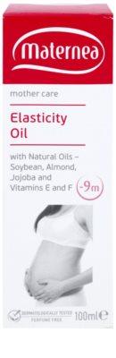 Maternea Mother Care vyživující olej pro hydrataci a pružnost pokožky 2